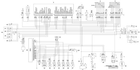 yamaha ttr 125 wiring diagram wiring diagram and schematics