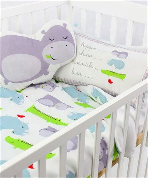 Hippo Crib Bedding 14 Best Images About Toddler Bed Duvet Cover On Pinterest Toddler Duvet Pottery Barn And