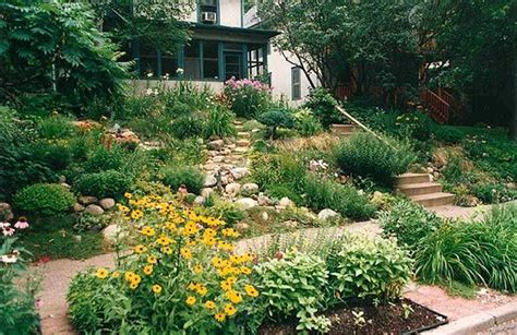 backyard slope landscaping landscaping ideas for hillside some considerations of creating backyard slope