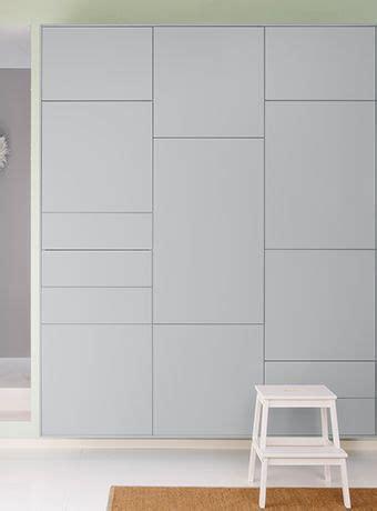 Ikea Metod Arbeitszimmer by Eine Gro 223 E Wand Voller Metod Wandschr 228 Nke Mit B 246 Den In