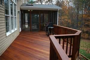 Backyard Porches And Decks » Simple Home Design