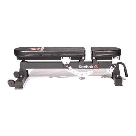 bench buy reebok fitness pro utility bench buy and offers on traininn