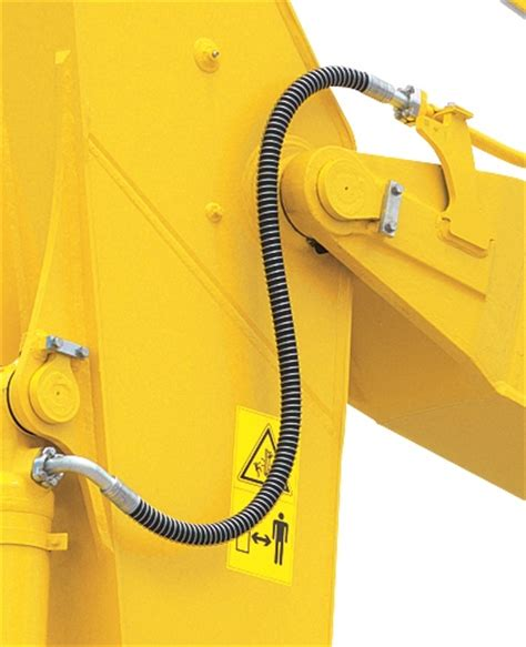 how do you a guard how do you protect hydraulic hose hose assembly tips