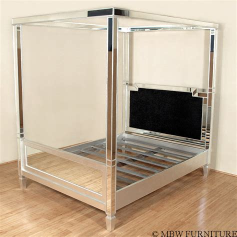 mirrored bed frame mirrored bed frame 28 images zelda mirror bed frame the top drawer mirrored king