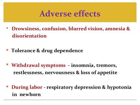 Minor Detox Symptoms by 9 Sedatives And Hypnotics Psychopharmacology