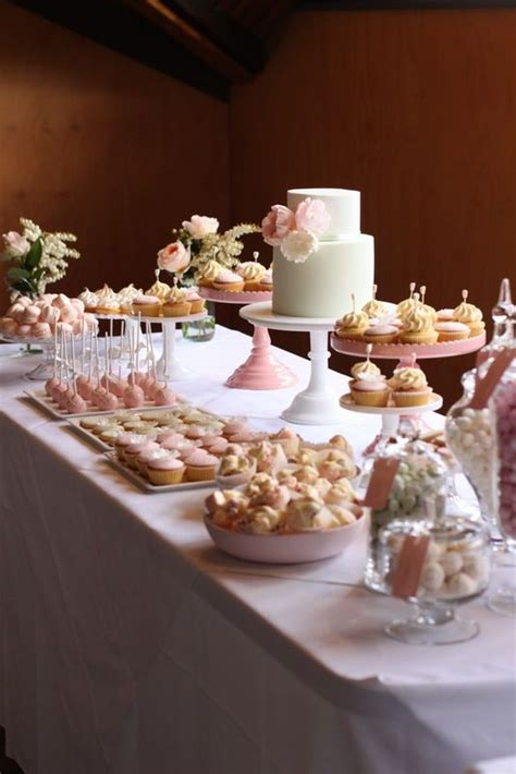 what to put on a dessert table 25 best ideas about white dessert tables on