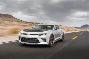 2017 chevrolet camaro ss 1le drive review