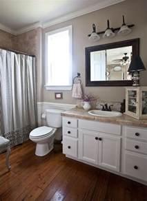Farmhouse Bathrooms Ideas » New Home Design