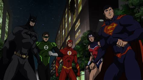 movie after justice league war justice league war review