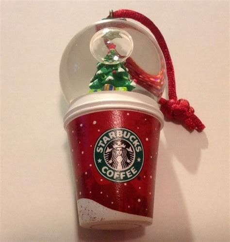 108 best starbucks ornaments images on pinterest