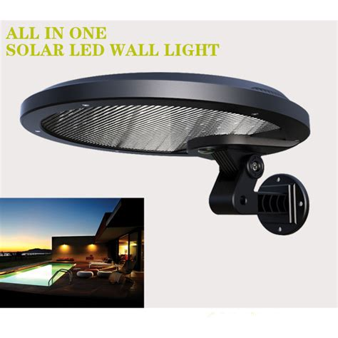 Bright Solar Flood Lights Rotatable And Detachable Bright Indoor And Outdoor