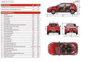 Renault Clio Dimensions Renault Clio New 2015 Clio For Sale Renault Belgard Dublin
