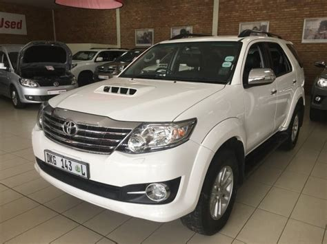 used toyota fortuner 2 4 fortuner diesel manual for sale used toyota fortuner 3 0 d 4d fortuner 4x2 manual for sale in limpopo cars co za id 2946062