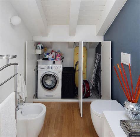 come arredare un bagno piccolo con lavatrice 5 idee per inserire la lavatrice in un bagno piccolo