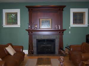 Arts And Crafts Fireplace Mantels Arts And Crafts Mantels Craftsman Fireplace Mantel