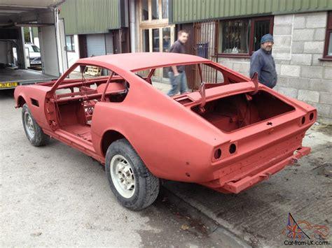 Aston Martin Restoration by 1976 Aston Martin V8 Restoration Project
