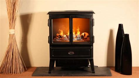 dimplex oakhurst opti myst electric stove youtube