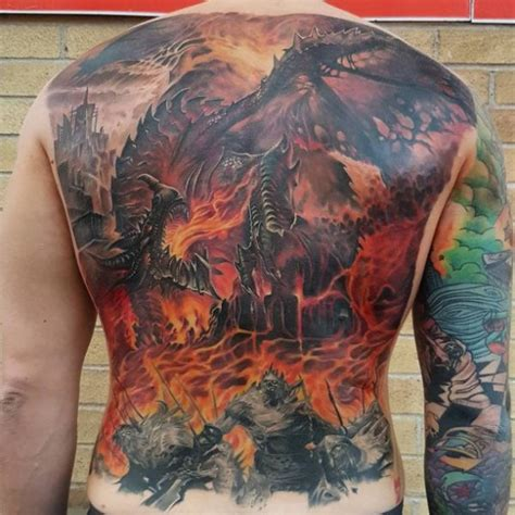 collection of 25 flames and winged on muscles