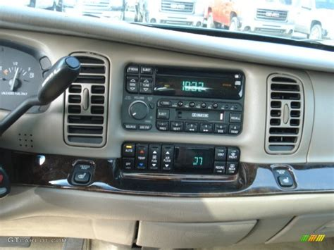 1997 buick park avenue ultra supercharged 1997 buick park avenue ultra supercharged sedan controls