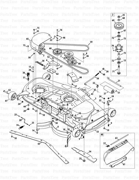 cub cadet mower deck parts diagram cub cadet lgt1054 13wk92ak009 13wk92ak010 13ak92ak009