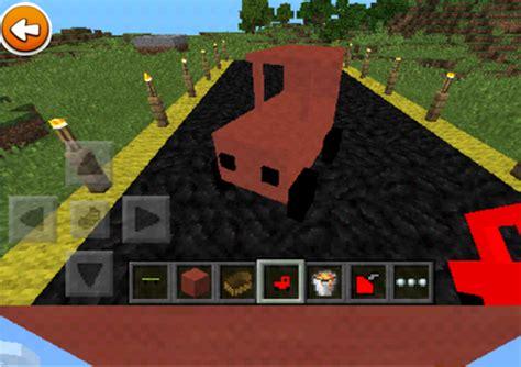 minecraft car pe mod minecraft car pe play softwares
