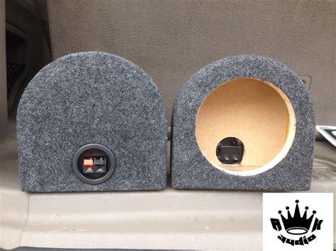 Box Speaker 6 6 5 quot speaker box enclosure 6 1 2 quot car speaker coaxial box