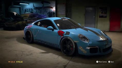 porsche nfs 2015 need for speed 2015 porsche 911 s