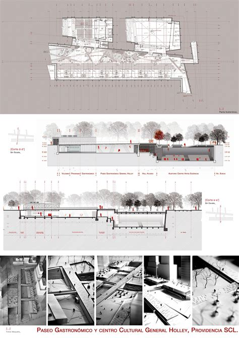 Architectural Presentation Drawings Tips