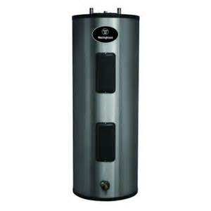 electric water heaters at home depot westinghouse 50 gal 4500 watt lifetime residential