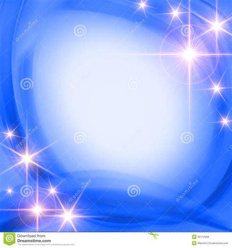 shining stars  blue background royalty  stock  image