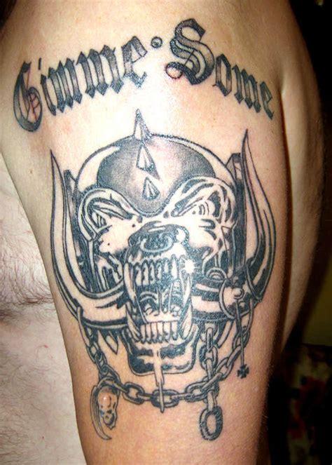 motorhead tattoo motorhead