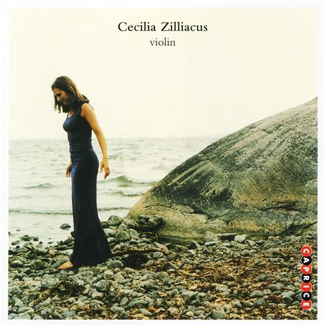 Laes 3 Suisses by Cecilia Zilliacus Violin Caprice Records