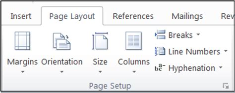 page layout view word 2010 word for writers part 8 section breaks writing through