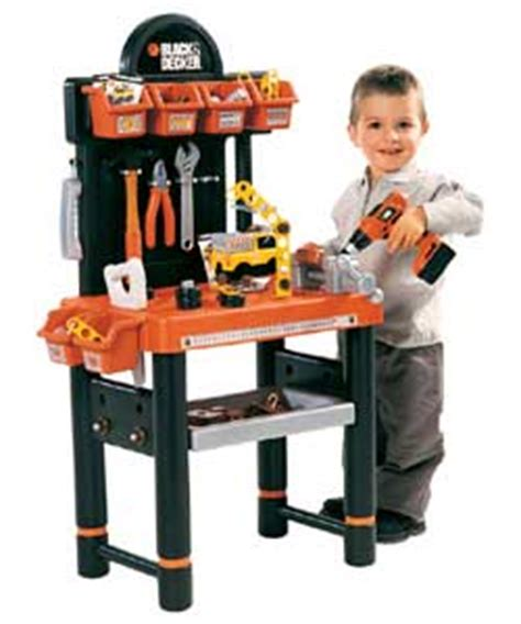 kids black and decker work bench black decker workbench building toy review compare