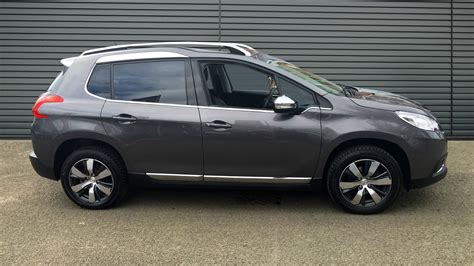 used peugeot suv used peugeot 2008 suv 1 6 e hdi allure 5dr start stop