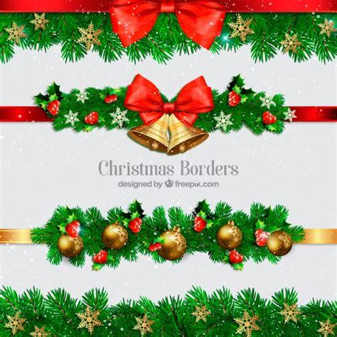 australian design businesses christmas 2018 colecci 243 n de bordes navide 241 os con bolas y canas descargar vectores gratis