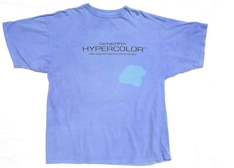hyper color shirts hypercolor shirts anyone nostalgia it brings me back
