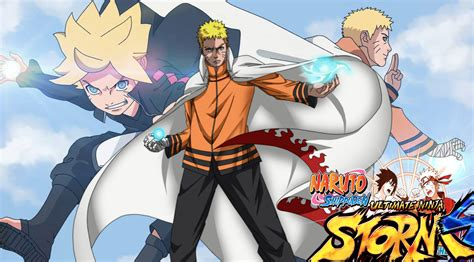 boruto ultimate ninja storm trailer per naruto ultimate ninja storm 4 road to boruto