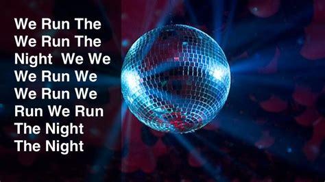 free download mp3 we run the night havana brown ft pitbull havana brown we run the night feat pitbull clean lyrics