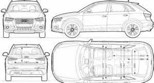 Q3 Audi Dimensions Audi Q3 2011
