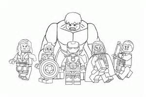avengers lego coloring pages coloring