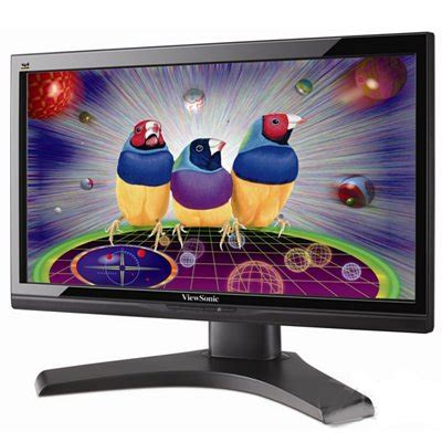 Touch Screen Monitor 21 5inch Viewsonic Td2 viewsonic 21 5 quot multi touch lcd monitor vx2258wm