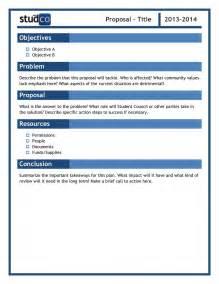 propsal template template new calendar template site