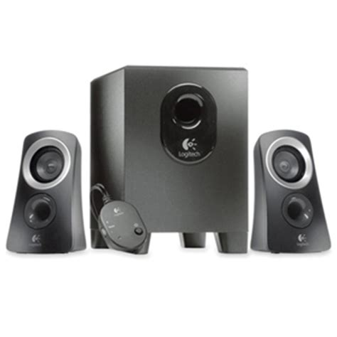 Logitech Speaker Z313 2 1 logitech z313 2 1 dt speakers and more speakers at cascio