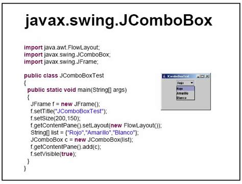 javax swing jpanel lopezatienza com 187 java paso a paso tema 11