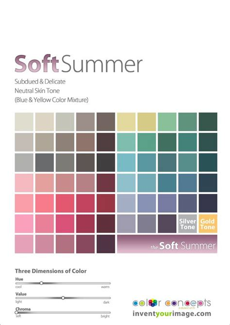 soft summer color palette 98 best images about soft summer color palette on
