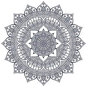 Lotus Mandala Meaning Lotus Mandala