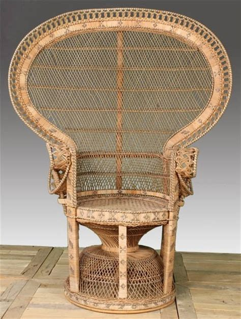 fan back wicker chair wicker fan back garden chair furniture
