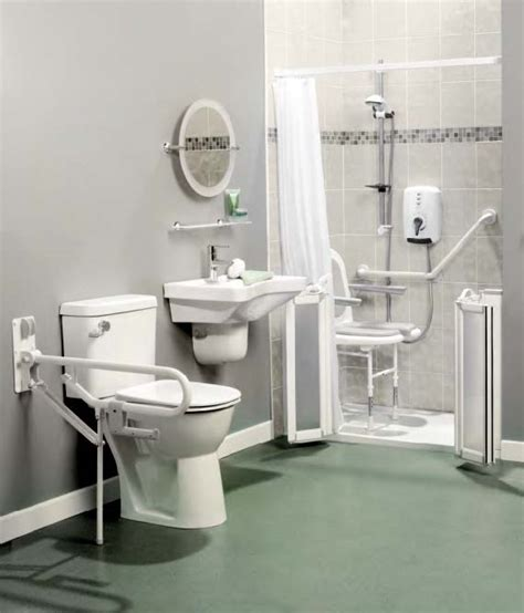 Disability Grants For Bathrooms by Disabled Bathroom Level Access Shower Installers In Kent