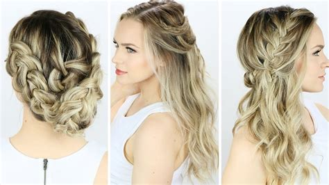 Do It Yourself Wedding Hairstyles For Medium Hair by Easy Wedding Guest Hairstyles Home Design Ideas